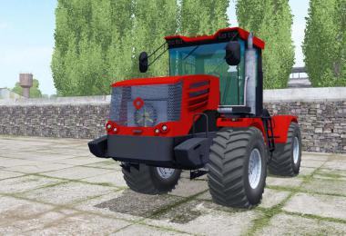 KIROVETS K-744R4 MELTED WHEELS v2.7