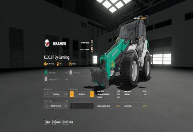 Kramer KL30.8T By Gamling v1.0.0.1