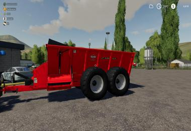 Kuhn SLC141 red/american v1.0