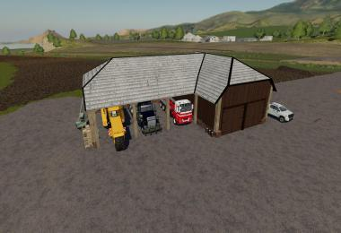 Large Vehicle Shed v1.0.0.0