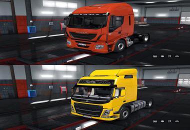 License Plate Pack for Modified Trucks v4.5
