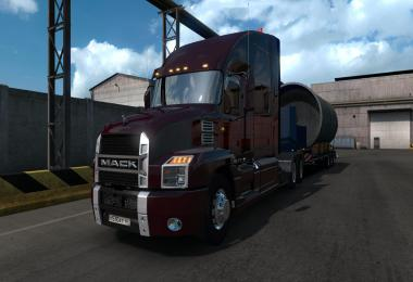 MACK ANTHEM CUSTOM ETS 2 1.33+