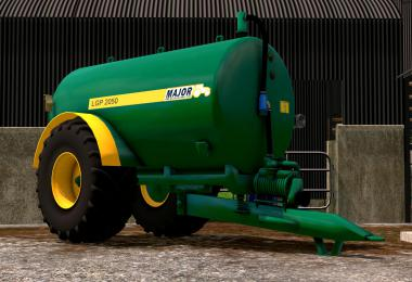 Major slurry tanker v2.0