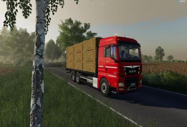 MAN TGX Plattform v2.0