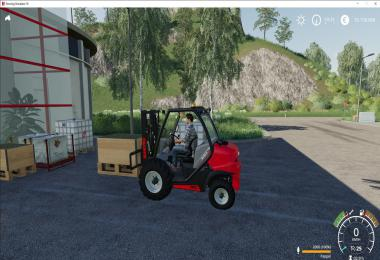 Manitou MC18 Container Edition v1.0.1.0