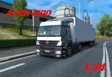 Mercedes Axor Edite Open 1.34.x