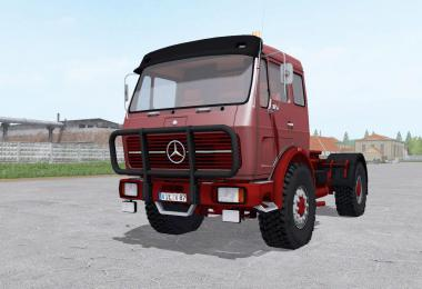 MERCEDES-BENZ NG 1632 v2.0
