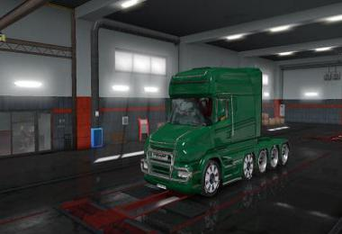Mod Tuning Addon for Scania T by RJL v1.0