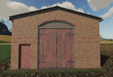 Multi Purpose Barns With Red Doors v1.0.0.0