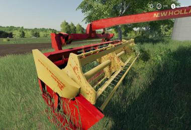 New Holland 116 HAYBINE v1.0.0.0