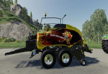 New Holland BB1290 Th01 v1.0.0.0