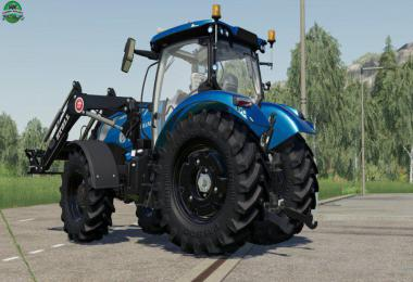 New holland T6 blue power v1.0