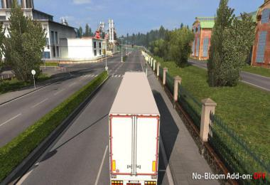 No-Bloom Addon v1.0 for Realistic Graphics Mod by Frkn64