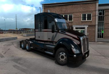 Ol' Classic Kenworth T680 v1.0 1.34.x