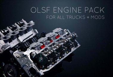 OLSF Engine Pack for All trucks 41 1.34.x