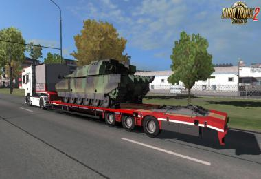 Owned Trailer Platform Tverstroymash 1.34