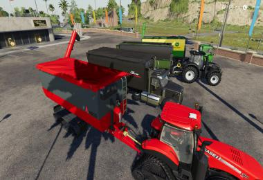 Peecon hooklift Auger Container v1.0.0.0