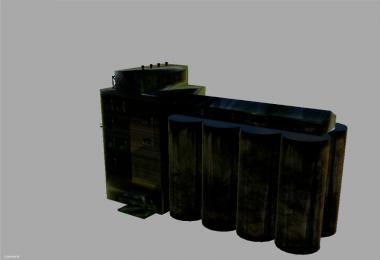 Prefab silo building v1.0