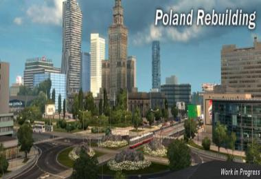 ProMods Addon: Poland Rebuilding 2.31 fixed to 1.34