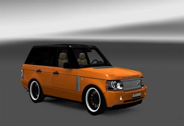 Range Rover Supercharged ATS 1.33 & up