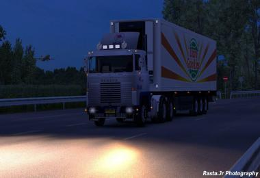 Scania 1 Series V8 Sound v3.0