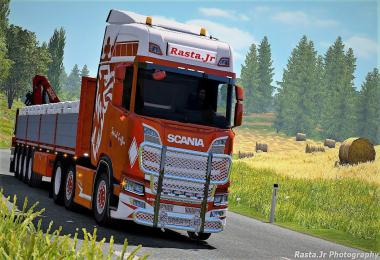 Scania R-S Next Gen V8 Stock Sound 1.34.x