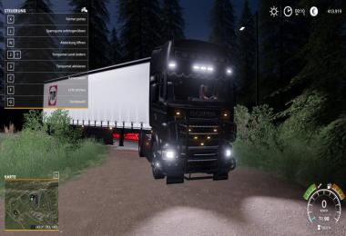 Scania R730 Semi by Ap0lLo v1.0.0.0