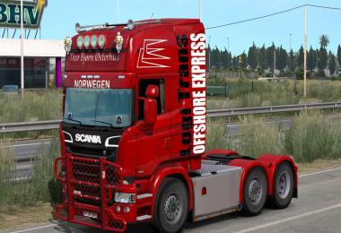 Scania RJL Thor Bjorn Osterhus 1.34.x