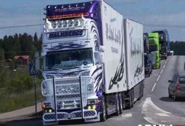 Scania V8 Sound v6.0