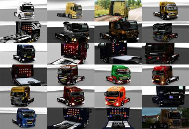 Signs on your Truck v1.1.00.90 1.33+