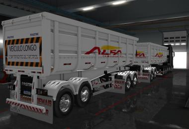 Skin Rodotrem Cacamba By Wpneves Alfa Transportes By Rodonitcho