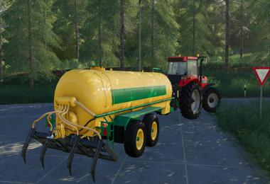 Slurry Tanker 14 with injector v1.0.0.0