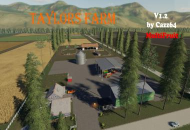 TAYLORS FARM with 1.3 patch update v1.2