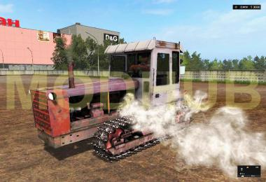 Tractor T-4 PRIVAT v0.0.0.1