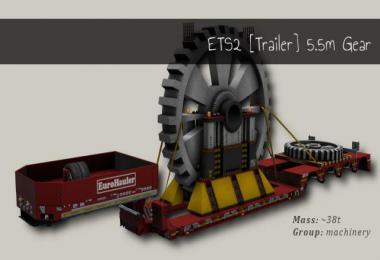 Trailer 5.5m Gear 1.34.x