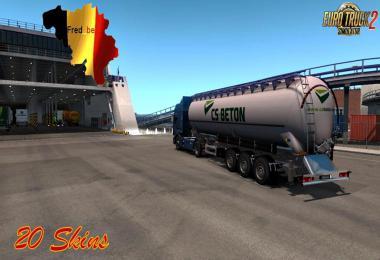 Trailer Pack Cistern v1.0 1.33.x, 1.34.x