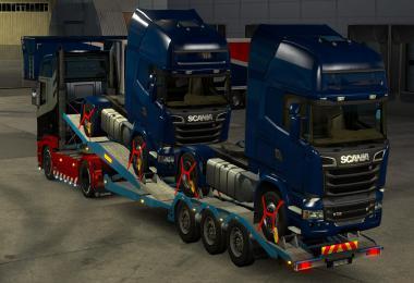 Truck Transporter Trailer [TMP] 1.34.x