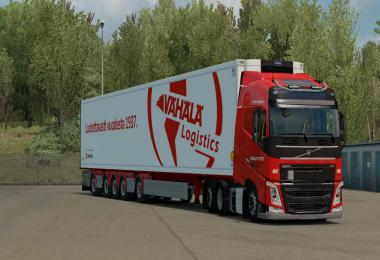 Vahala Yhtiot Logistics skin pack 1.34.x