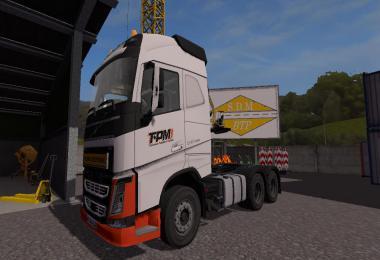 Volvo TPM1 v1.0