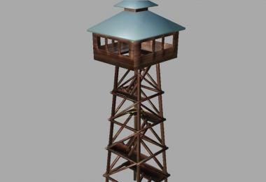 Watch tower prefab v1.0