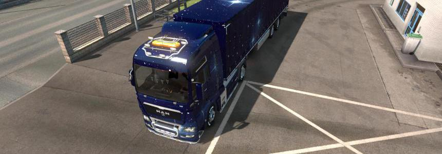 Constellation Skin for all personal trailers 1.34.x