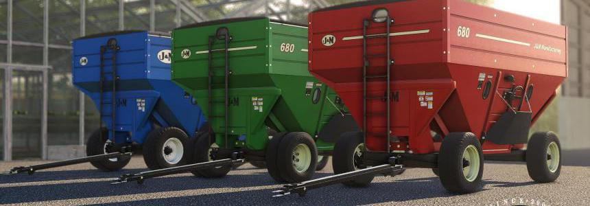 J&M 680 Gravity Wagons V2.0