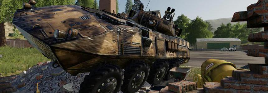 30 MM Troop Carrier v1.0.0.0