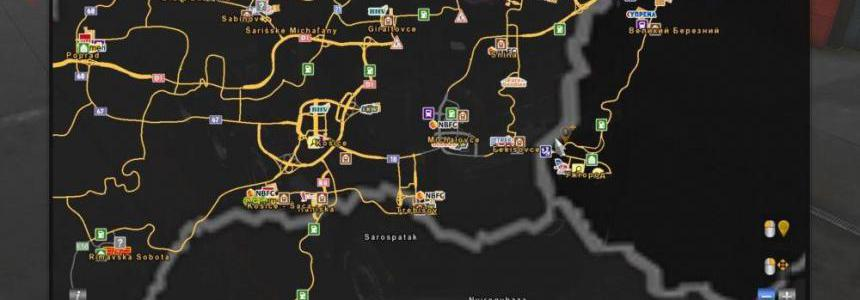 New Slovakia Map by KimiSlimi v15 – Uggorod (DEMO)