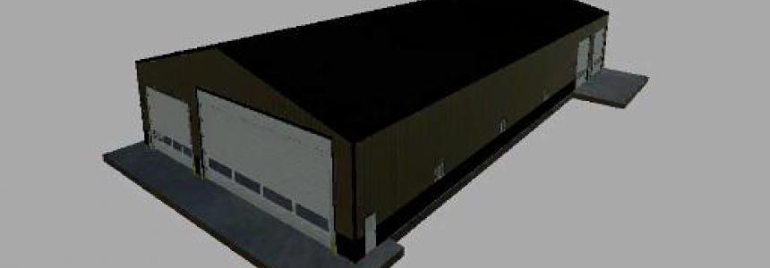 Big Shed 19 Rolldoors v1.0