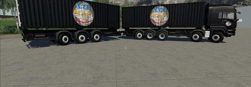 ATC Container Transportation Pack v2.0
