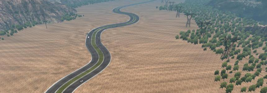 ATMX Map v0.55 For ATS 1.34.x