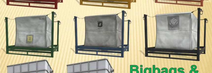 BIGBAGS & LIQUID PALLETS v1.0