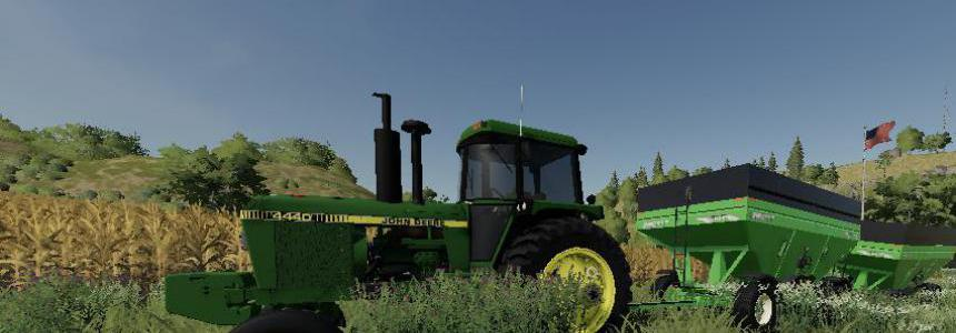 Brent 644 Gravity Wagon v1.0