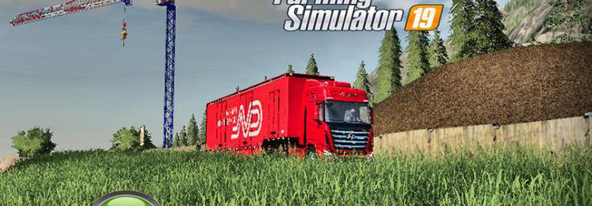 CJ TRAILER PACK 3 TFSGROUP v1.0